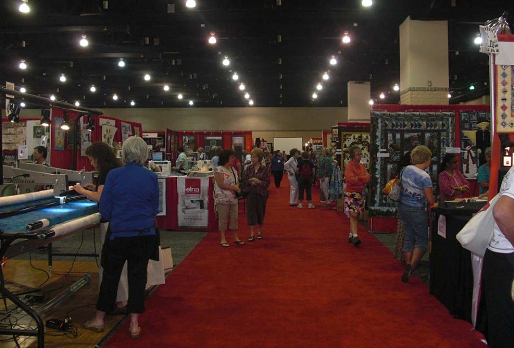 American Quilter's Convention