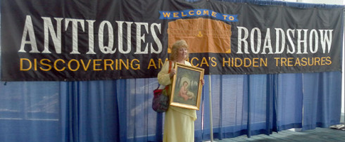Behind the scenes at the 'Antiques Roadshow'