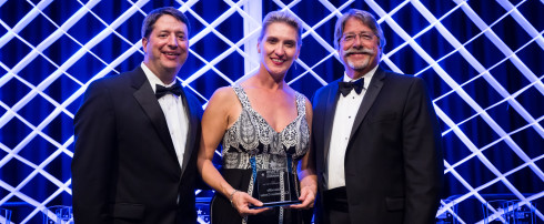 KNOXVILLE CONVENTION CENTER AWARDED 'ATTRACTION OF THE YEAR' BY STATE HOSPITALITY ASSOCIATION