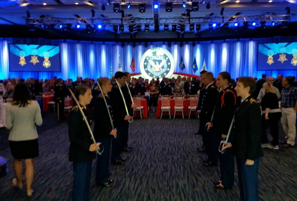 2014 Medal of Honor Society Convention