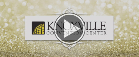 Happy New Year from the Knoxville Convention Center!
