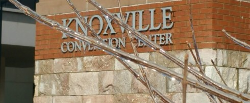 Convention Center weathers Knoxville's ice storm