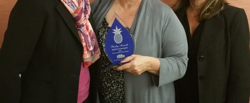 SOWARDS WINS PAULY AWARD FOR COMMUNITY SERVICE FROM GREATER KNOXVILLE HOSPITALITY ASSOCIATION