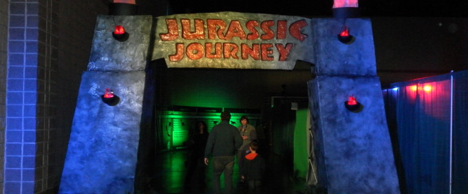 'Discover the Dinosaurs' returns to the Knoxville Convention Center
