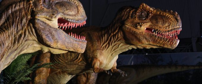 Jurassic Quest makes first trip to the Knoxville Convention Center, Dec. 3-4